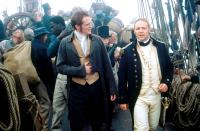 MASTER AND COMMANDER, Paul Bettany, Russell Crowe, 2003, TM & Copyright (c) 20th Century Fox Film Corp. All rights reserved.
