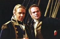 MASTER AND COMMANDER, Russell Crowe, Paul Bettany, 2003, TM & Copyright (c) 20th Century Fox Film Corp. All rights reserved.