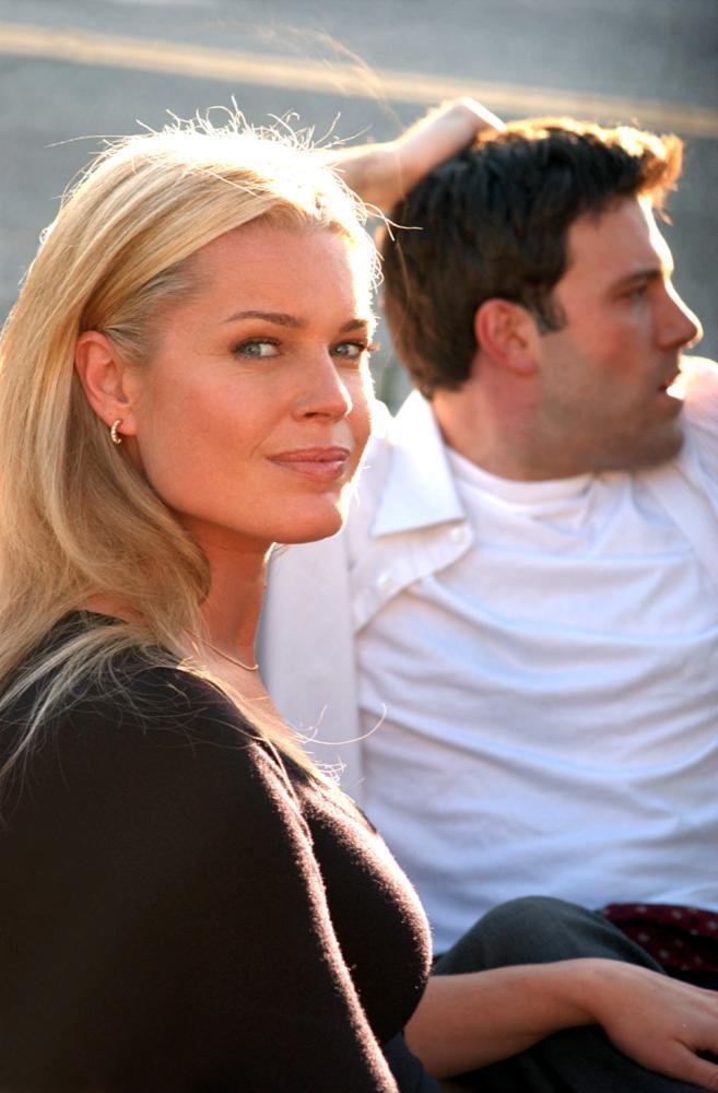 MAN ABOUT TOWN, Rebecca Romijn, Ben Affleck, 2006.