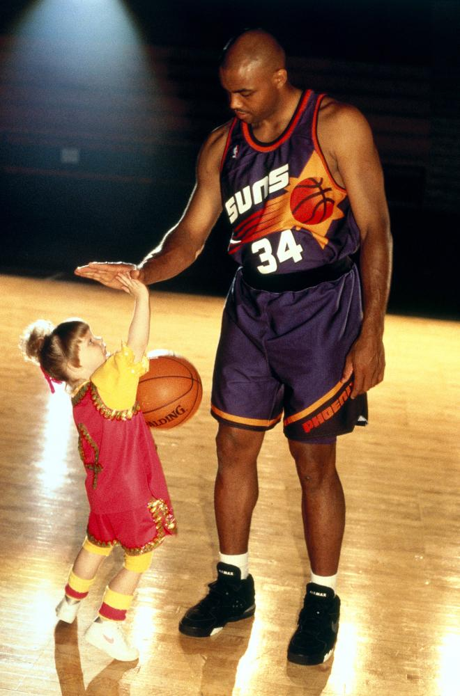 LOOK WHO'S TALKING NOW, Tabitha Lupien, Charles Barkley, 1993, (c) TriStar
