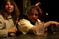 LOUISE-MICHEL, from left: Yolande Moreau, Bouli Lanners, 2008. ©Ad Vitam Distribution