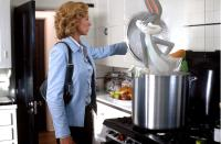 LOONEY TUNES: BACK IN ACTION, Jenna Elfman, Bugs Bunny, 2003, (c) Warner Brothers