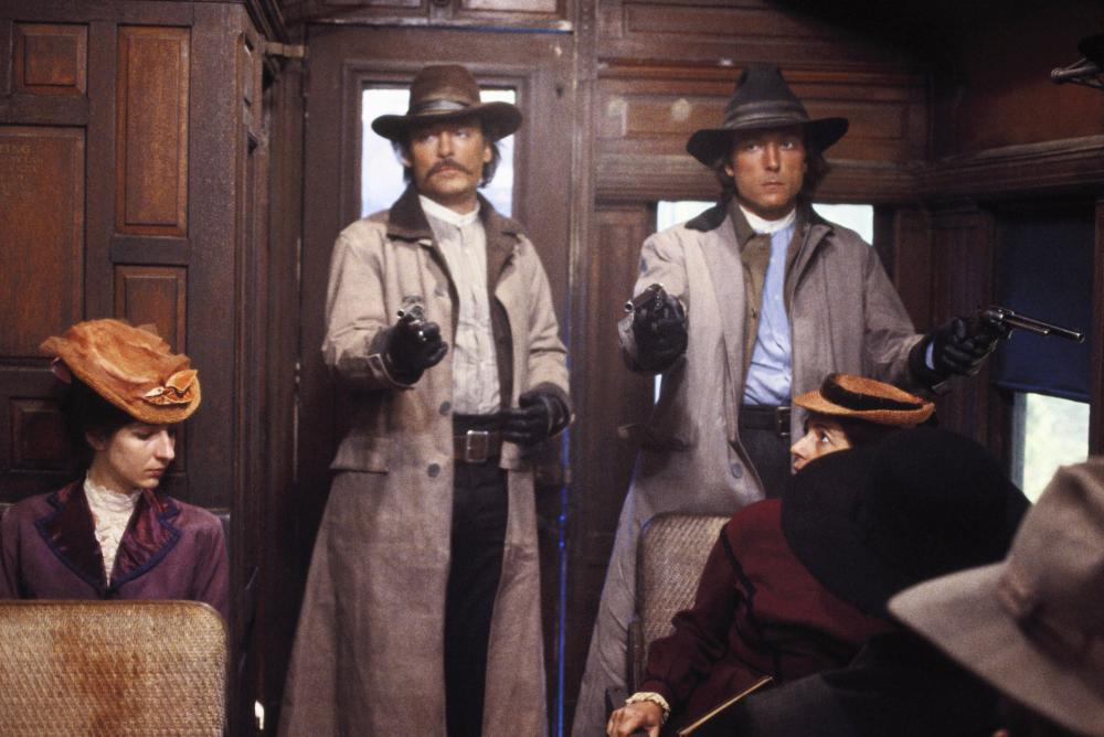 THE LONG RIDERS, Stacy Keach, James Keach, 1980, (c) United Artists