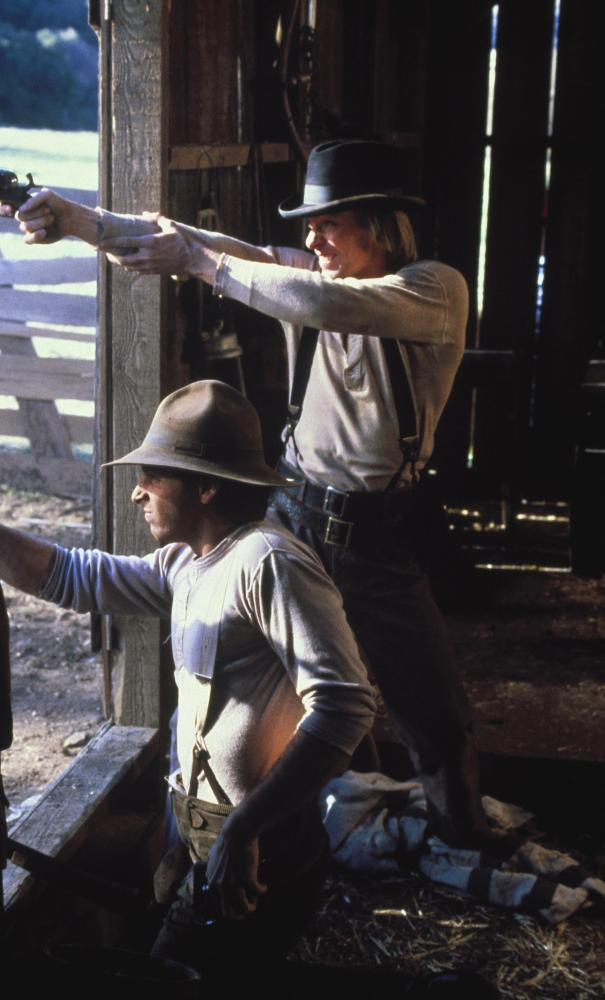 THE LONG RIDERS, Christopher  Guest, Nicholas Guest, 1980, (c) United Artists