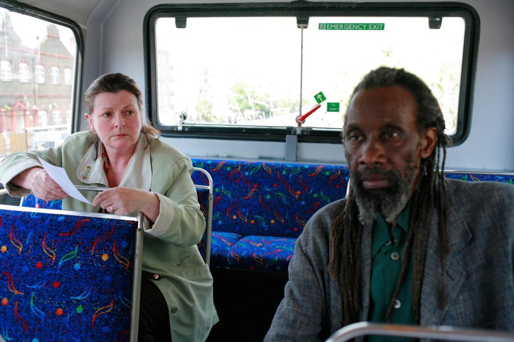 LONDON RIVER, from left: Brenda Blethyn, Sotigui Kouyate, 2009. ©ABC Distribution