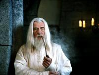 THE LORD OF THE RINGS: THE RETURN OF THE KING, Ian McKellen, 2003, (c) New Line