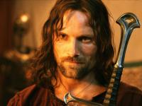 THE LORD OF THE RINGS: THE RETURN OF THE KING, Viggo Mortensen, 2003, (c) New Line