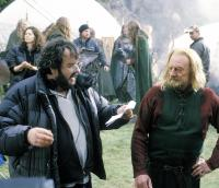 THE LORD OF THE RINGS: THE RETURN OF THE KING, Peter Jackson, Bernard Hill, 2003, (c) New Line
