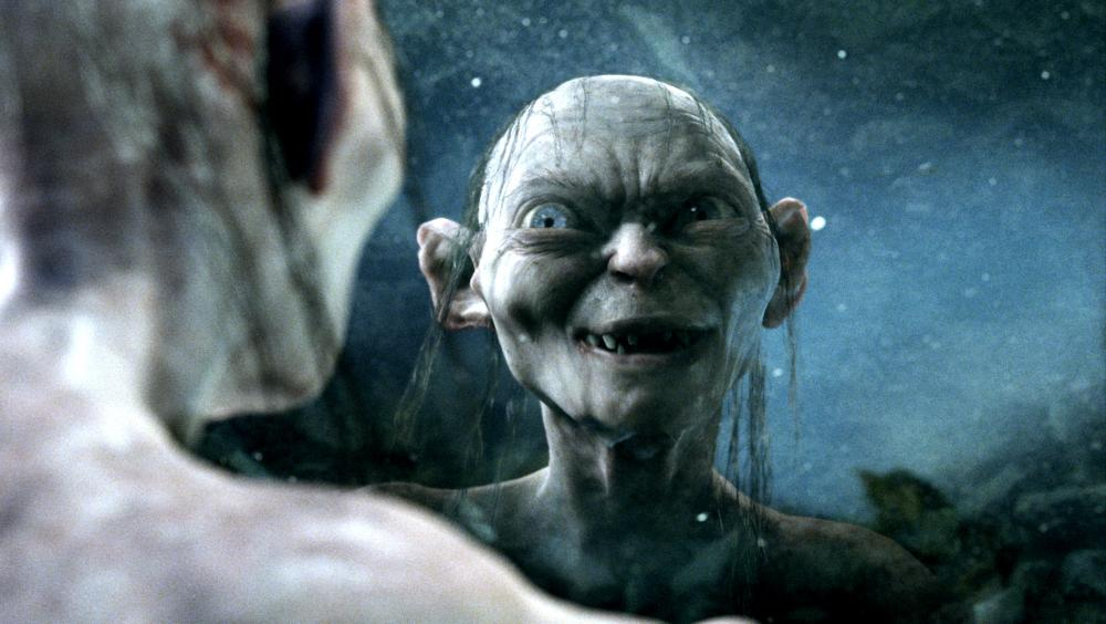THE LORD OF THE RINGS: THE RETURN OF THE KING, Andy Serkis, 2003, (c) New Line