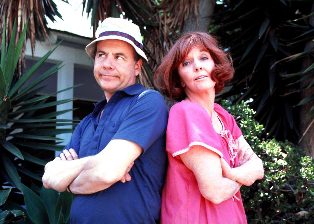 THE LONGSHOT, Tim Conway, Anne Meara, 1986, (c) Orion