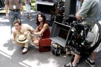 LONELY HEARTS, Jared Leto, Salma Hayek, on set, 2006. ©Samuel Goldwyn Films