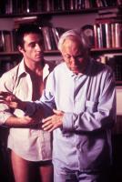 LOVE AND MONEY, from left: Ray Sharkey, King Vidor, 1982, © Paramount