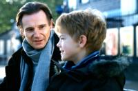 LOVE ACTUALLY, Liam Neeson, Thomas Sangster, 2003, (c) Universal