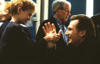 LOVE ACTUALLY, Thomas Sangster, Liam Neeson, 2003, (c) Universal