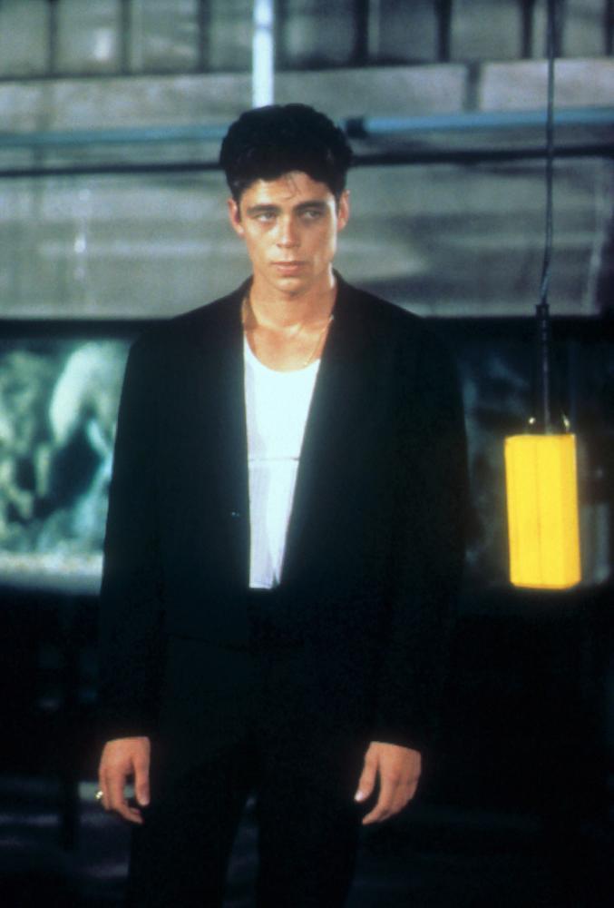 LICENCE TO KILL, Benicio Del Toro, 1989, © United Artists