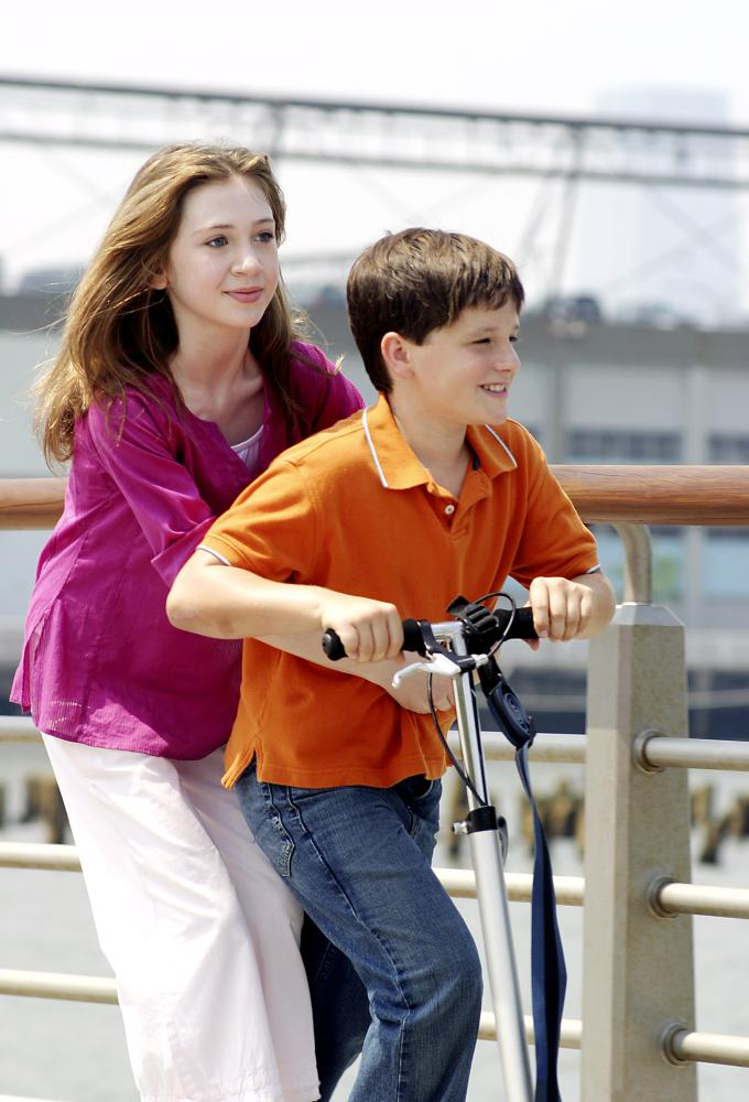 LITTLE MANHATTAN, Charlie Ray, Josh Hutcherson, 2005, TM & Copyright (c) 20th Century Fox Film Corp. All rights reserved.