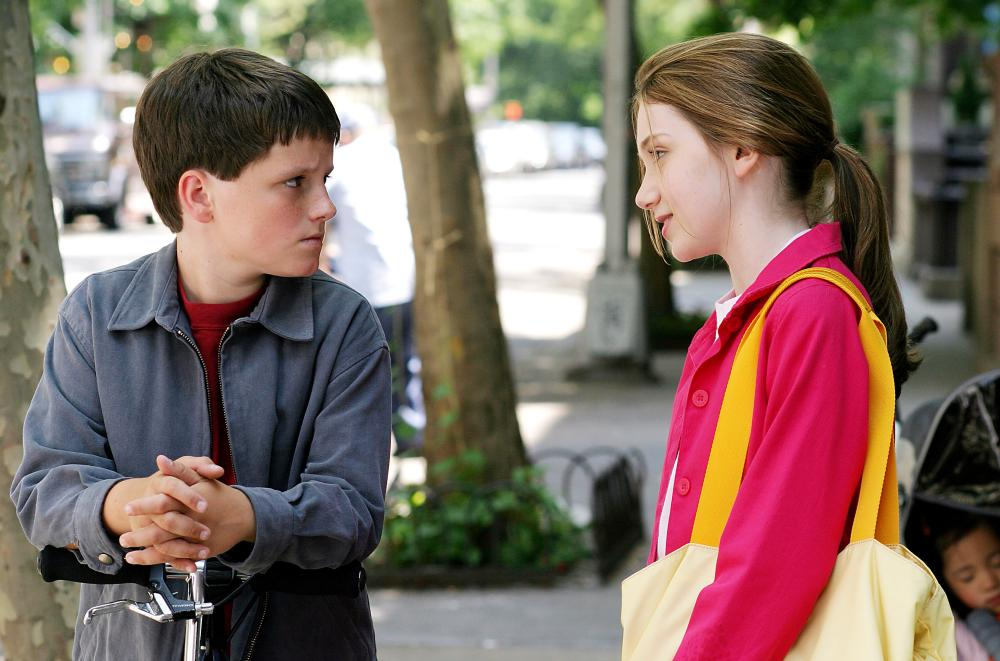 LITTLE MANHATTAN, Josh Hutcherson, Charlie Ray, 2005, TM & Copyright (c) 20th Century Fox Film Corp. All rights reserved.