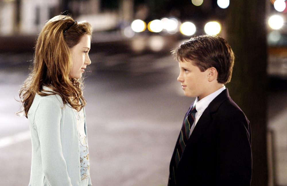 LITTLE MANHATTAN, Charlie Ray, Josh Hutcherson,2005, TM & Copyright (c) 20th Century Fox Film Corp. All rights reserved.