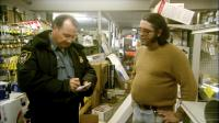 LIVE FREE OR DIE, Judah Friedlander (right), 2006. ©Think Film