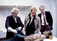 LIFEFORCE, Frank Finlay, Peter Firth, Michael Gothard, 1985, (c) TriStar