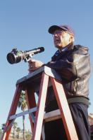 LIFE AS A HOUSE, Director Irwin Winkler on the set, 2001