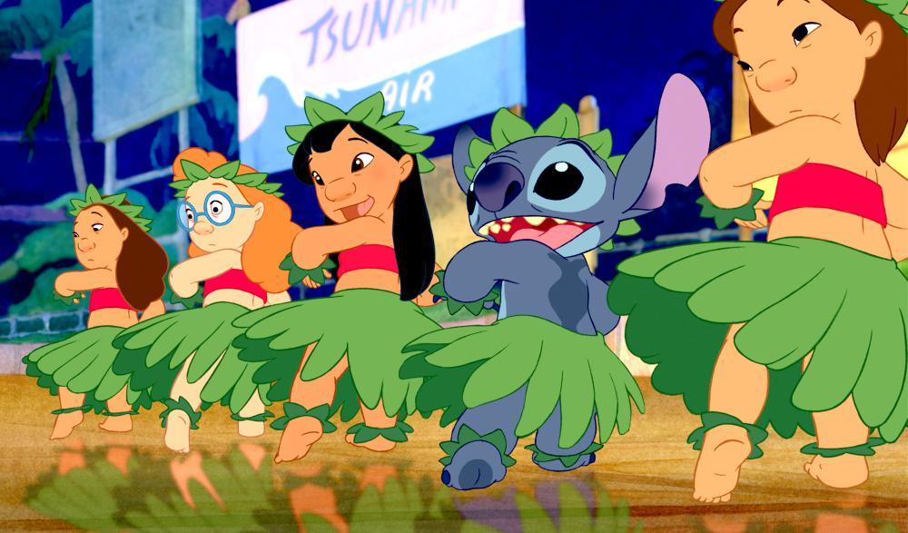 LILO & STITCH, Lilo, Stitch, 2002 (c) Walt Disney.