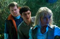 LESBIAN VAMPIRE KILLERS, from left: James Corden, Mathew Horne, MyAnna Buring, 2009. ©Momentum Pictures