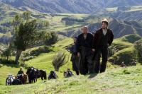 THE LAST SAMURAI, Ken Watanabe, Tom Cruise, 2003, (c) Warner Brothers