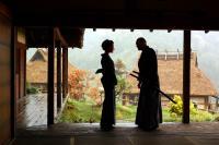 THE LAST SAMURAI, Koyuki, Ken Watanabe, 2003, (c) Warner Brothers