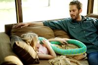 THE LAZARUS PROJECT, from left: Brooklynn Proulx, Paul Walker, 2008. ©Sony Pictures