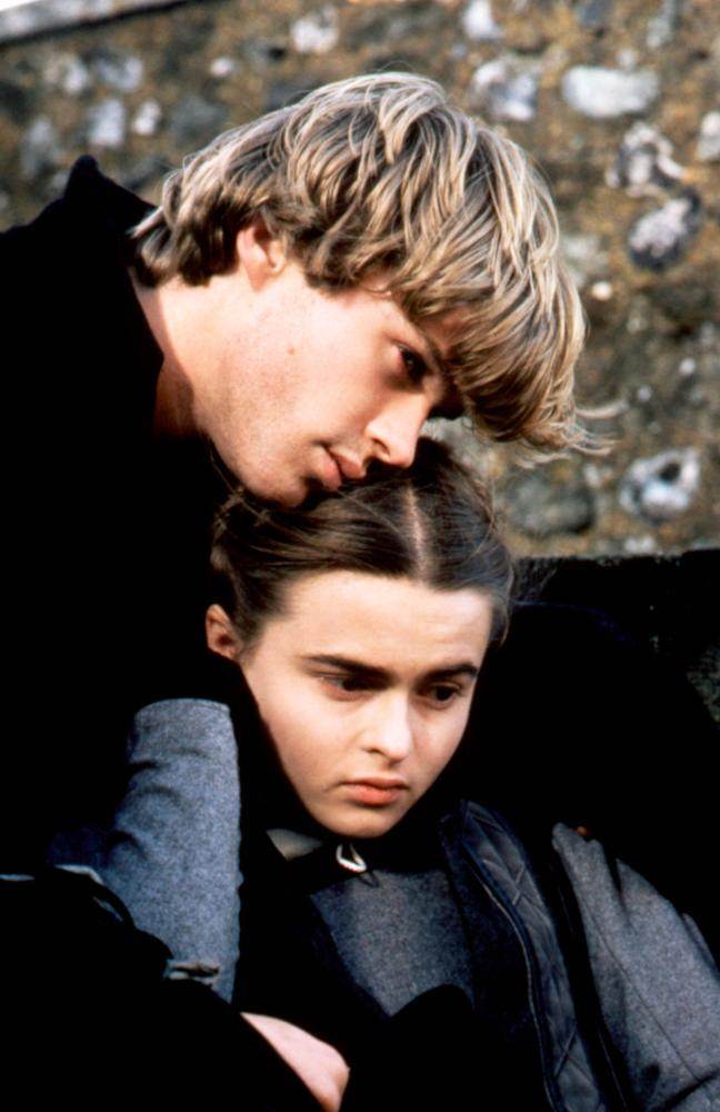 LADY JANE, Cary Elwes (top), Helena Bonham Carter as Lady Jane Grey, 1986, © Paramount