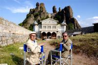 THE LARK FARM, (aka LA MASSERIA DELLE ALLODOLE), directors Paolo Taviani, Vittorio Taviani, on set, 2007. ©01 Distribuzione
