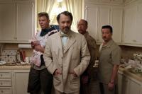 THE LADYKILLERS, Ryan Hurst, Tom Hanks, J.K. Simmons, Tzi Ma, 2004, (c) Touchstone
