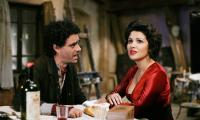 LA BOHEME, from left: Rolando Villazon, Anna Netrebko, 2008. ©Filmladen