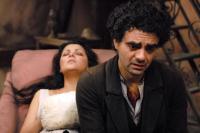 LA BOHEME, from left: Anna Netrebko, Rolando Villazon, 2008. ©Filmladen