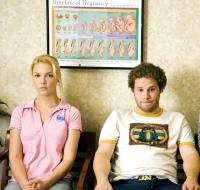 KNOCKED UP, Katherine Heigl, Seth Rogen, 2007. ©Universal Pictures