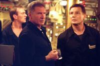K-19: THE WIDOWMAKER, Ingvar Sigurdsson (back left), Harrison Ford, Liam Neeson, 2002 (c) Paramount,