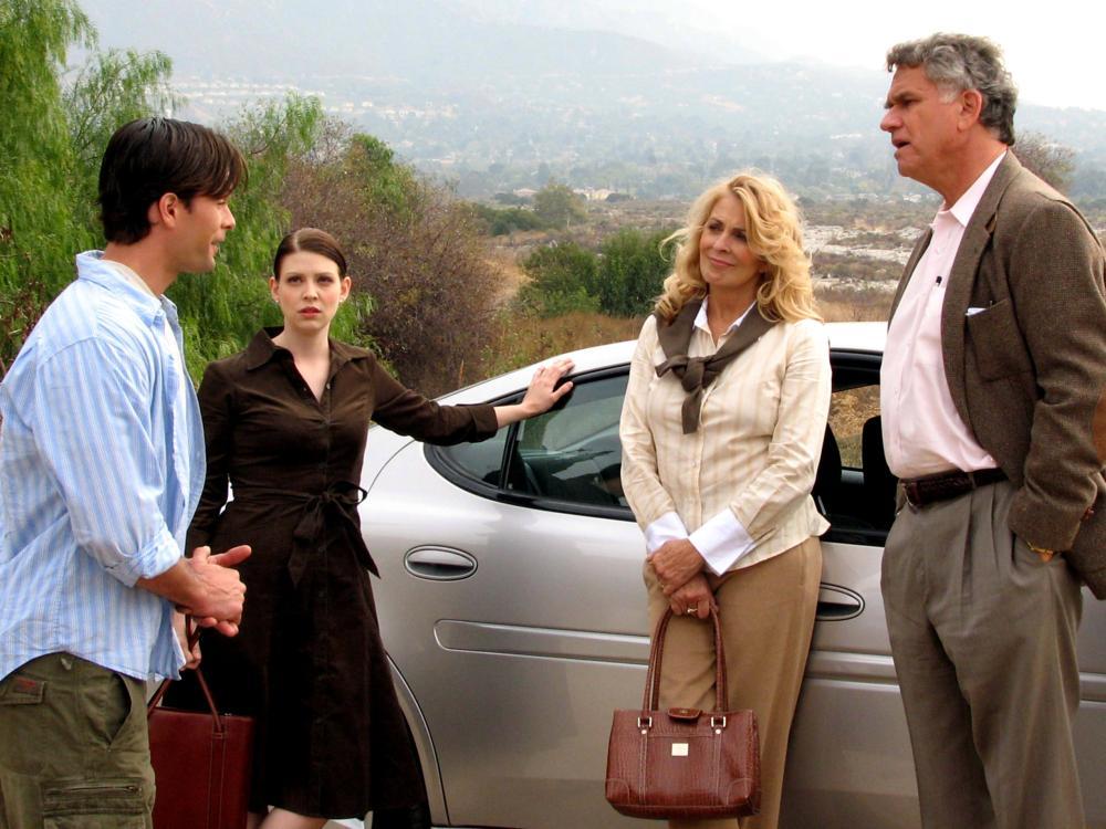 KISS THE BRIDE, James O'Shea, Amber Benson, Joanna Cassidy, Garrett Brown, 2007. ©Regent Releasing