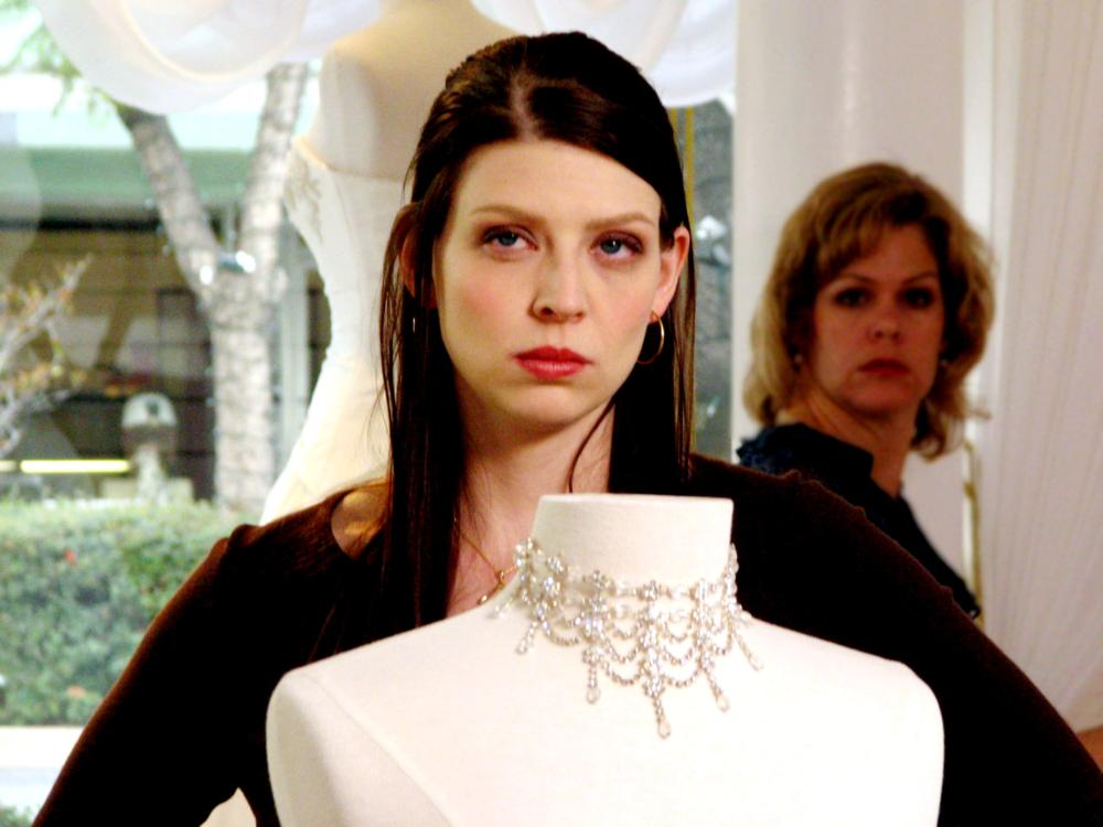 KISS THE BRIDE, Amber Benson (left), 2007. ©Regent Releasing