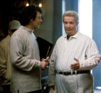 JIMINY GLICK IN LA LA WOOD, director Vadim Jean, Martin Short on set, 2005, (c) MGM