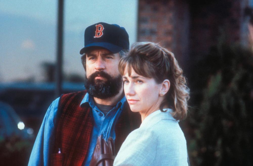 JACKNIFE, Robert De Niro, Kathy Baker, 1989. ©Cineplex-Odeon Pictures