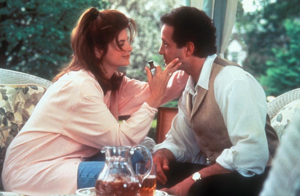 IT TAKES TWO, Kirstie Alley, Steve Guttenberg, 1995, ©Warner Bros.