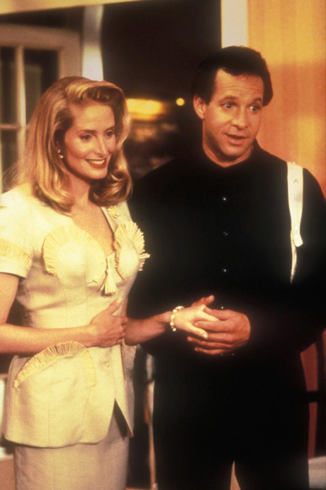 IT TAKES TWO, Jane Sibbett, Steve Guttenberg, 1995, ©Warner Bros.