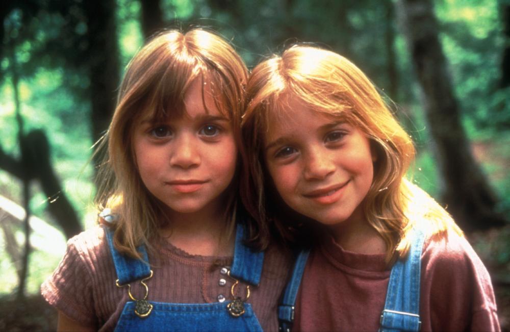 IT TAKES TWO, Ashley Olsen, Mary-Kate Olsen, 1995, ©Warner Bros.
