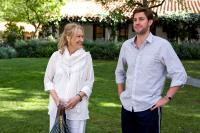 IT'S COMPLICATED, from left: Meryl Streep, John Krasinski, 2009. Ph: Melinda Sue Gordon/©Universal
