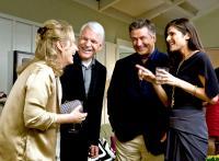 IT'S COMPLICATED, from left: Meryl Streep, Steve Martin, Alec Baldwin, Lake Bell,2009. Ph: Melinda Sue Gordon/©Universal