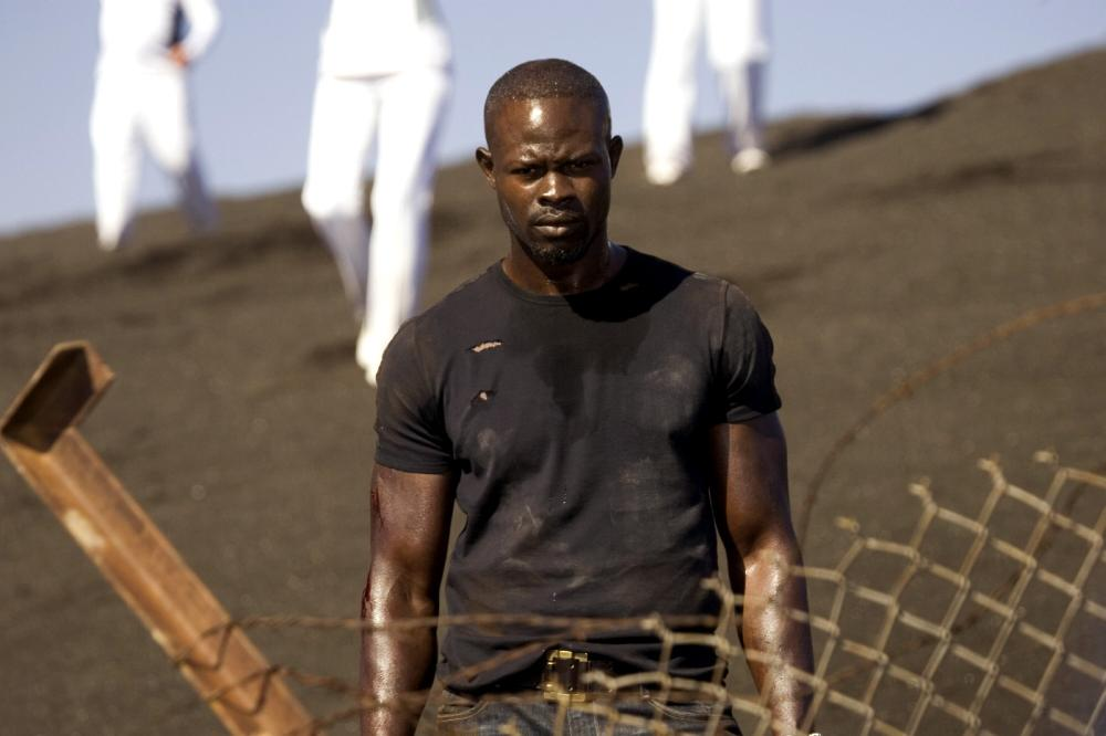 THE ISLAND, Djimon Hounsou, 2005, (c) DreamWorks