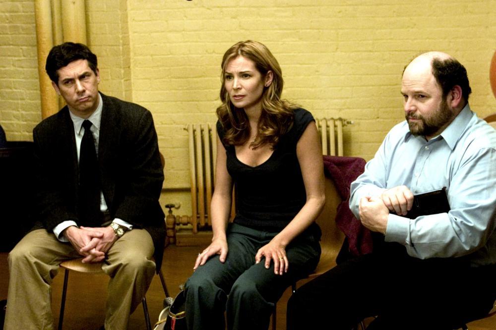 IRA AND ABBY, Chris Parnell, Jennifer Westfeldt, Jason Alexander, 2007. ©Magnolia Pictures