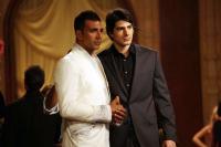 INCREDIBLE LOVE, (aka KAMBAKKHT ISHQ), from left: Akshay Kumar, Brandon Routh, 2009. ©Eros International