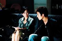 INFERNAL AFFAIRS II, (aka WU JIAN DAO II), Carina Lau, Edison Chen, 2003